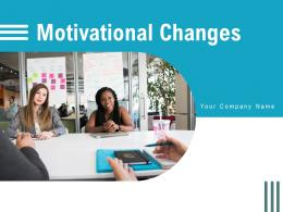 Motivating Changes Organization Sensitization Confidence Matrix Opportunity Communication