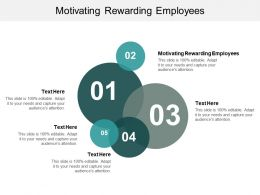 Motivating Rewarding Employees Ppt Powerpoint Presentation Portfolio Smartart Cpb