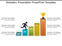 Motivation Presentation Powerpoint Templates
