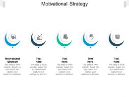 Motivational Strategy Ppt Powerpoint Presentation Show Graphics Cpb