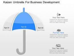 mp_kaizen_umbrella_for_business_development_powerpoint_temptate_Slide02