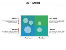 Msn Groups Ppt Powerpoint Presentation Gallery Graphics Design Cpb