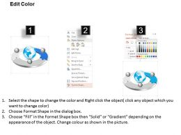 76422931 Style Circular Loop 3 Piece Powerpoint Presentation Diagram Infographic Slide