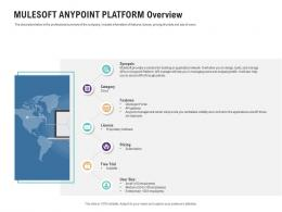 Mulesoft Anypoint Platform Overview Application Programming Interfaces Ecosystem Ppt Information