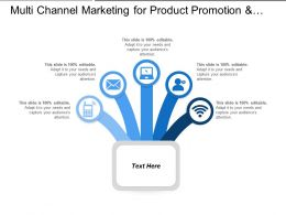 Multi Channel Marketing For Product Promotion And Target Customer