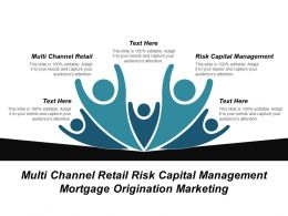Multi Channel Retail Risk Capital Management Mortgage Origination Marketing Cpb