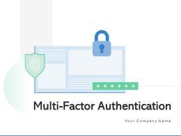 Multi Factor Authentication Secure Access Process Application Server Through