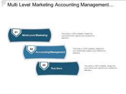 Multi Level Marketing Accounting Management Talent Development Project Management Cpb