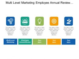 Multi Level Marketing Employee Annual Review Employment Screening Cpb