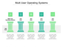 Multi User Operating Systems Ppt Powerpoint Presentation Outline Structure Cpb