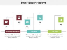 Multi Vendor Platform Ppt Powerpoint Presentation Outline Templates Cpb