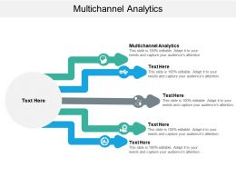 Multichannel Analytics Ppt Powerpoint Presentation Styles Visual Aids Cpb