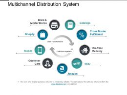 Multichannel Distribution System Powerpoint Images