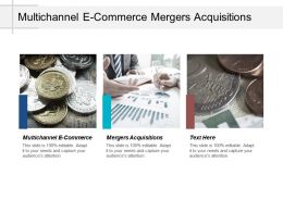 Multichannel E Commerce Mergers Acquisitions Customer Experience Digital Environment Cpb