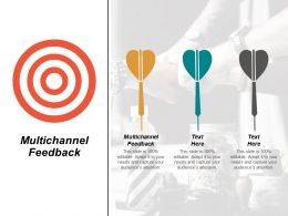 Multichannel Feedback Ppt Powerpoint Presentation Inspiration Graphics Cpb