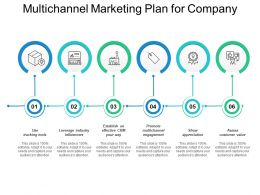 Multichannel Marketing Plan For Company