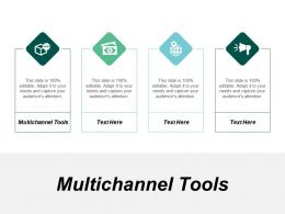 Multichannel Tool Ppt Powerpoint Presentation Infographic Template Objects Cpb