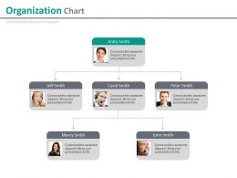 multilevel_company_organizational_chart_for_employee_profile_powerpoint_slides_Slide01