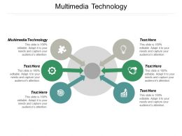 Multimedia Technology Ppt Powerpoint Presentation Portfolio Graphics Example Cpb