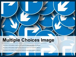 Multiple Choices Image