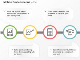 Multiple Devices Business Application Ppt Icons Graphics