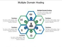 Multiple Domain Hosting Ppt Powerpoint Presentation Pictures Background Image Cpb