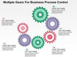 68444548 Style Circular Loop 6 Piece Powerpoint Presentation Diagram Infographic Slide