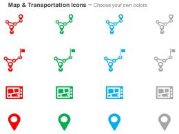multiple_locations_maps_single_location_search_ppt_icons_graphics_Slide02