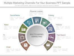 multiple_marketing_channels_for_your_business_ppt_sample_Slide01