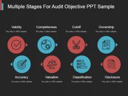 multiple_stages_for_audit_objective_ppt_sample_Slide01