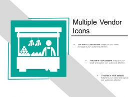Multiple Vendor Icons