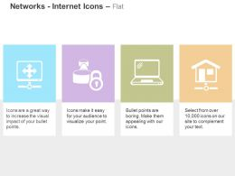 multiport_connectivity_secured_transfer_laptop_domestic_use_ppt_icons_graphics_Slide01