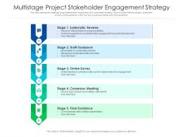 Multistage Project Stakeholder Engagement Strategy