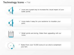 music_recording_devices_floppy_ppt_icons_graphics_Slide01