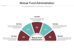 Mutual Fund Administration Ppt Powerpoint Presentation File Icon Cpb