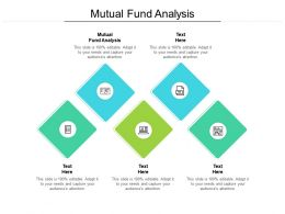 Mutual Fund Analysis Ppt Powerpoint Presentation Slides Graphic Cpb