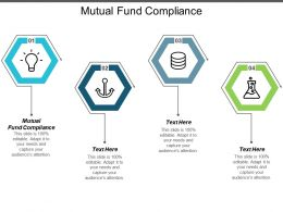 Mutual Fund Compliance Ppt Powerpoint Presentation Layouts Guide Cpb