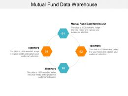 Mutual Fund Data Warehouse Ppt Powerpoint Presentation Summary Graphics Template Cpb