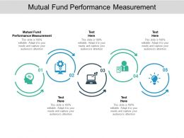 Mutual Fund Performance Measurement Ppt Powerpoint Icons Cpb