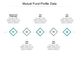 Mutual Fund Profile Data Ppt Powerpoint Presentation Outline Visuals