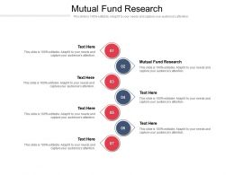 Mutual Fund Research Ppt Powerpoint Presentation Portfolio Portrait Cpb