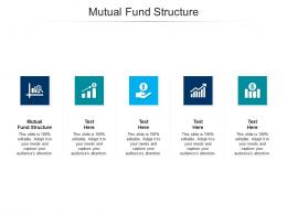 Mutual Fund Structure Ppt Powerpoint Presentation Infographic Template Diagrams Cpb
