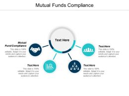 Mutual Funds Compliance Ppt Powerpoint Presentation Model Diagrams Cpb