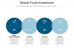Mutual Funds Market Value Ppt Powerpoint Presentation Layouts Picture Cpb