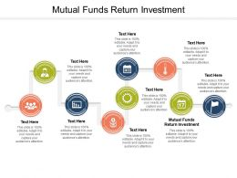 Mutual Funds Return Investment Ppt Powerpoint Presentation Show Slideshow Cpb