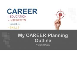 my_career_planning_outline_complete_powerpoint_deck_with_slides_Slide01