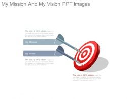 My Mission And My Vision Ppt Images