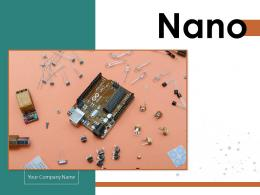 Nano Technology Electronic Structure Geometrical Microcontroller