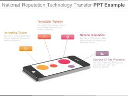 national_reputation_technology_transfer_ppt_example_Slide01