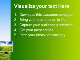 Natural Technology Nature PowerPoint Templates And PowerPoint Backgrounds 0511